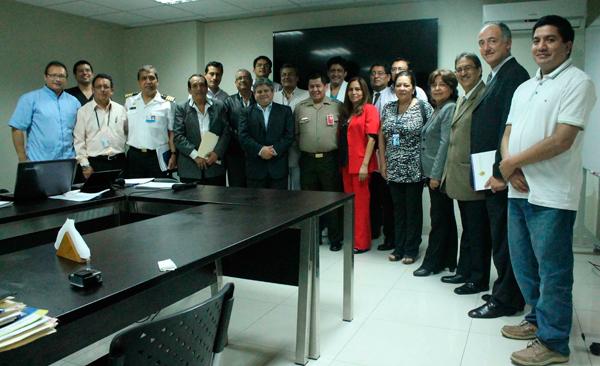 Los representantes de las universidades dialogaron sobre un instructivo en donde se enlistarán las especialidades.